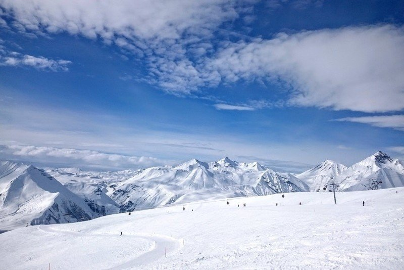 Ski Resorts in Georgia
